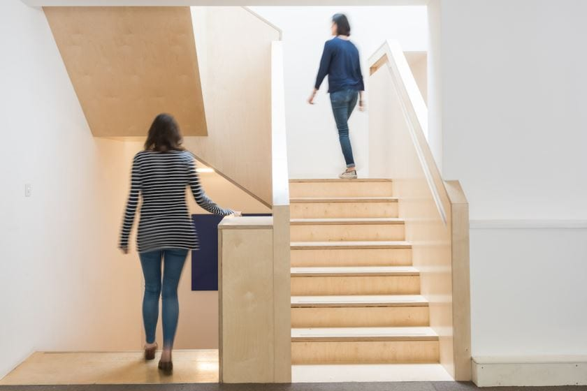 Magic Projects London Staircase