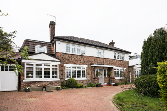 Detached property, Br3, bromley, luxury villa