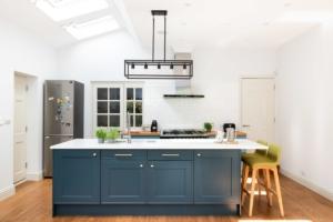 Dulwich Estate, Extension